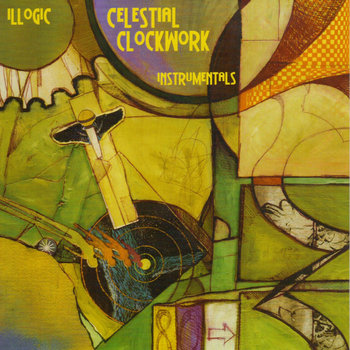Celestial Clockwork Instrumentals cover art