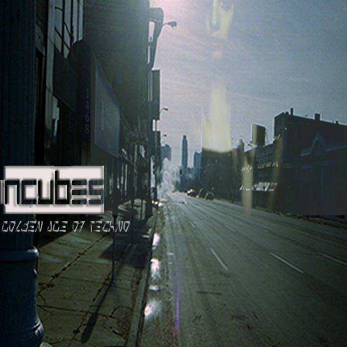 Golden Age of Techno cover art