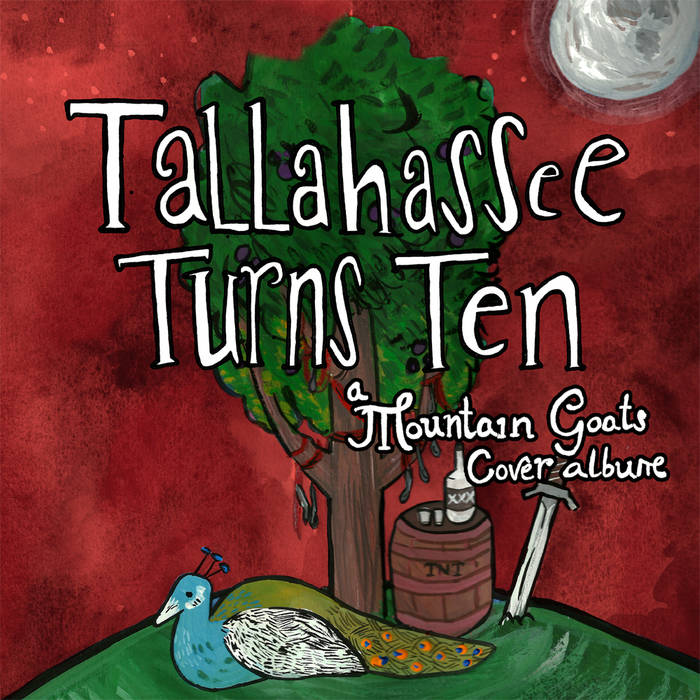Tallahassee Turns Ten cover art