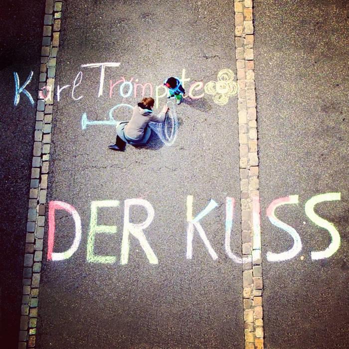 Der Kuss EP cover art