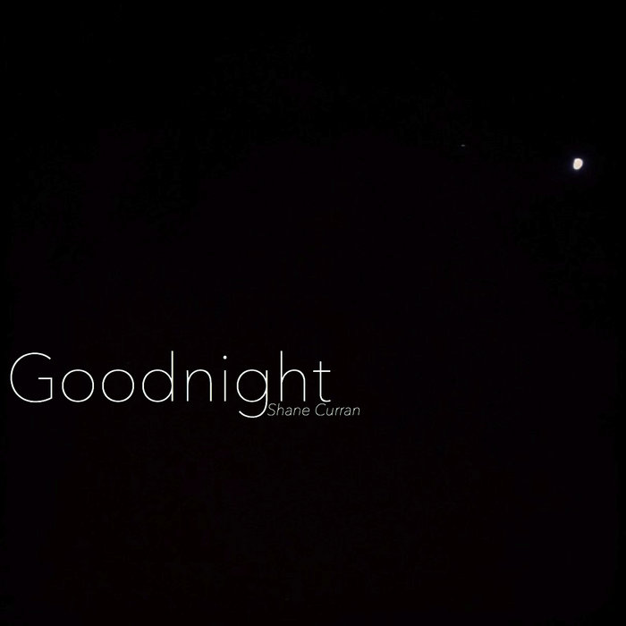 Goodnight EP cover art