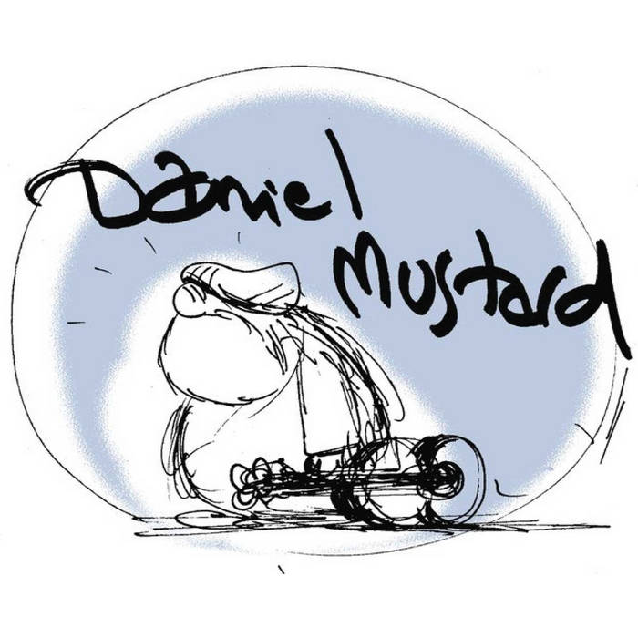 Daniel Mustard cover art