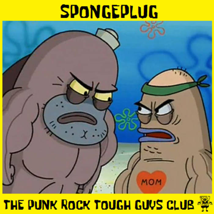 The Punk Rock Tough Guys Club cover art