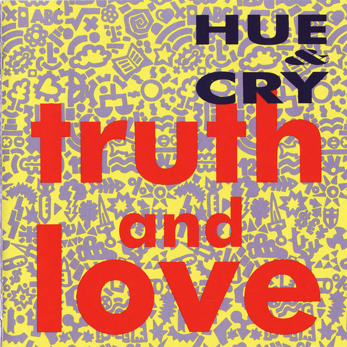 Truth And Love cover art