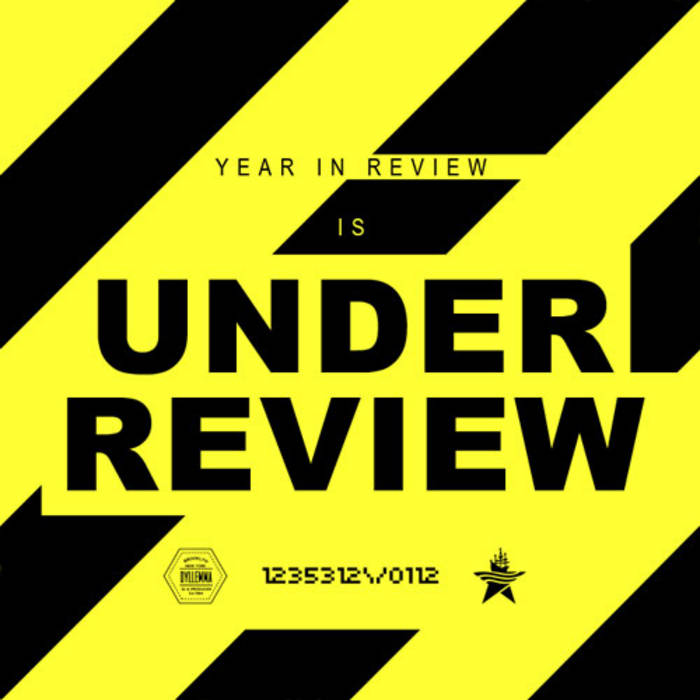 Year in Review cover art