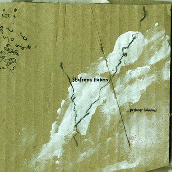 Prjónar húmmus cover art