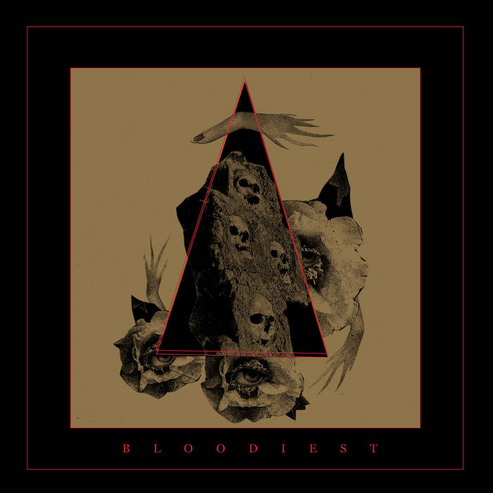 Bloodiest cover art