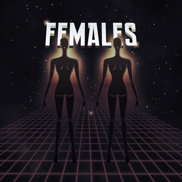 Females EP cover art