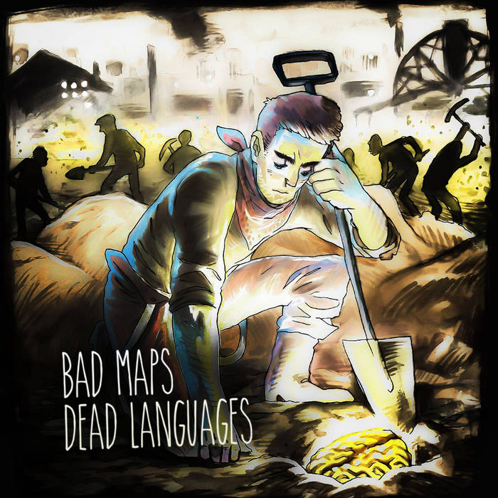 Dead Languages cover art