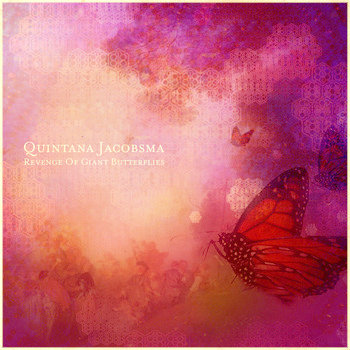 Revenge of Giant Butterflies cover art
