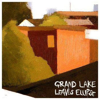 Leaves Ellipse cover art