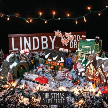 Christmas On My Street cover art