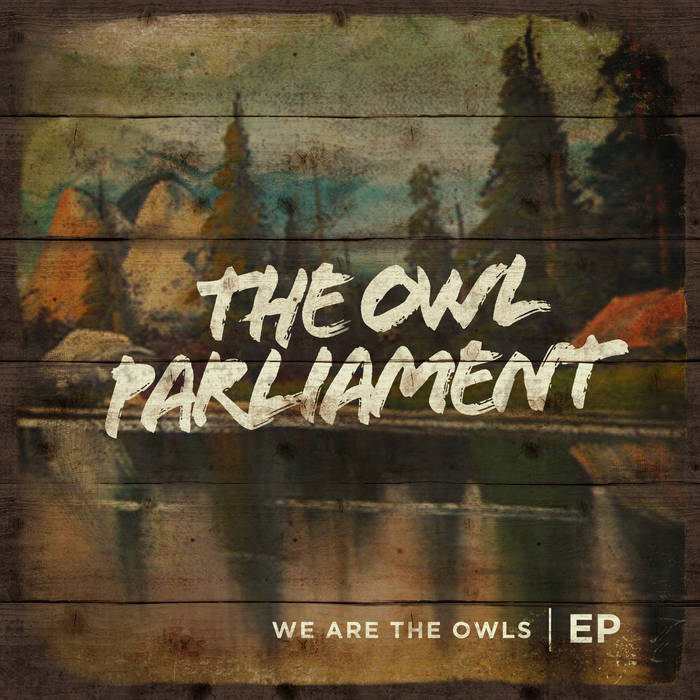 We Are The Owls EP cover art