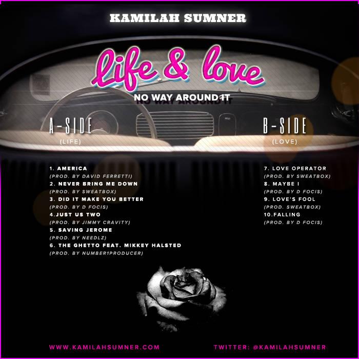 Life & Love cover art