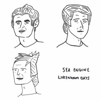 Lukewarm Days EP cover art