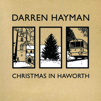 Christmas In Haworth cover art