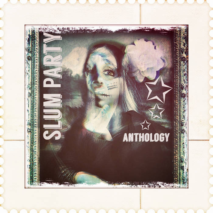 Anthology cover art