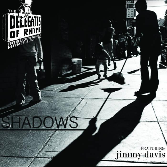 Shadows f. Jimmy Davis cover art