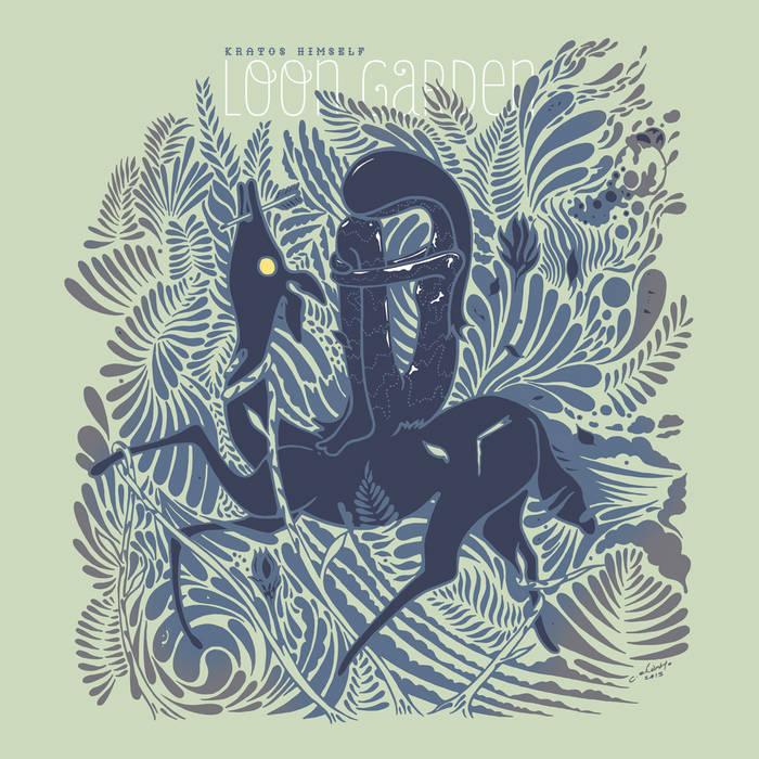 Loon Garden cover art