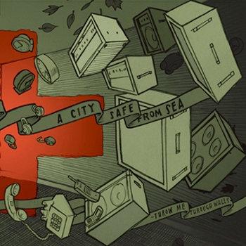 Throw Me Through Walls cover art