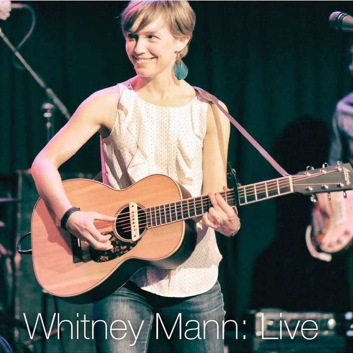 Whitney Mann: Live cover art