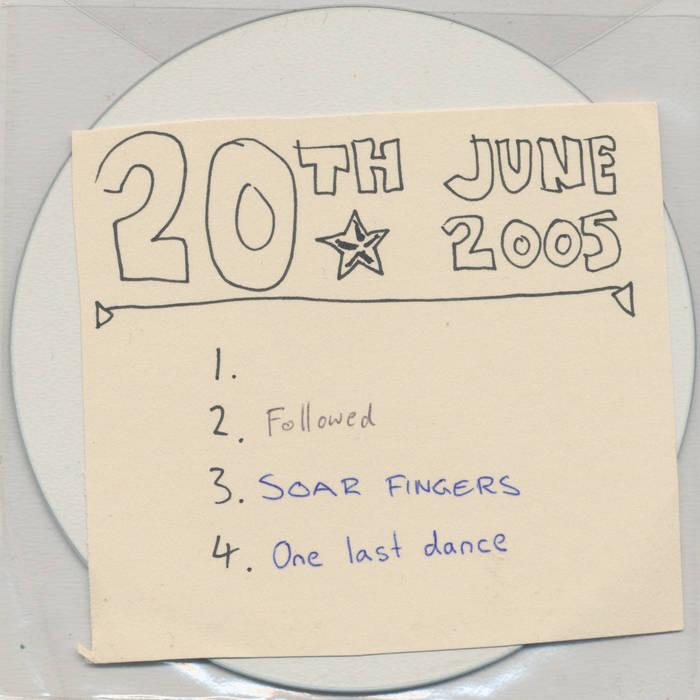 20th June 2005 cover art