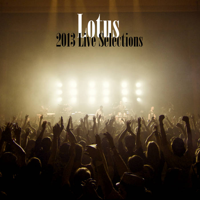 2013 Live Selections cover art