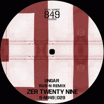 Zer Twenty Nine cover art