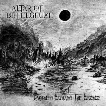 Darkness Sustains The Silence cover art