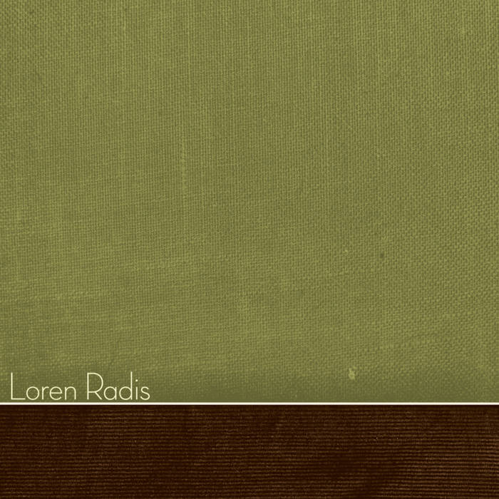 Loren Radis cover art