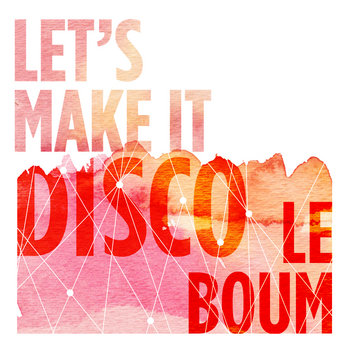 Let's Make It (Disco) cover art