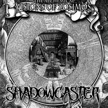 Shadowcaster:: The Alchemical Visions of Zosimos cover art