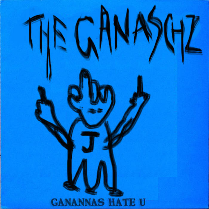 GANANNAS HATE U cover art