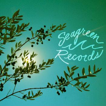 Seagreen Sampler 2014 cover art