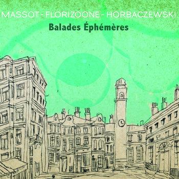 Balades Ephémères cover art