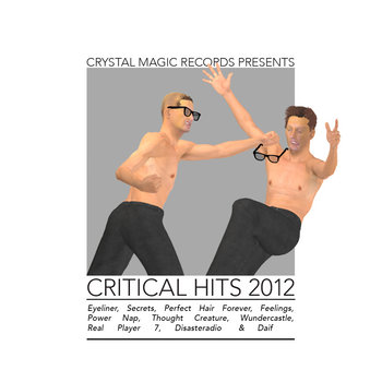 CRITICAL HITS 2012 cover art