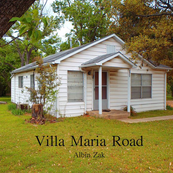 Villa Maria Road cover art