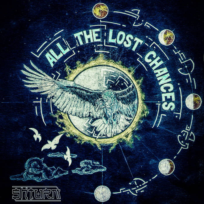 All the lost chances (Single, 2016) cover art