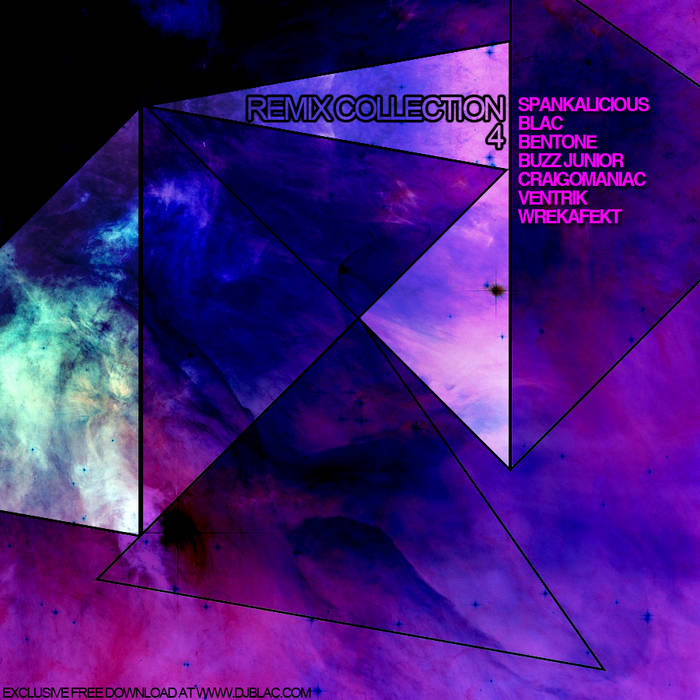 Remix Collection 4 [FREE D/L] cover art