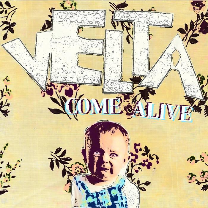 Come Alive cover art