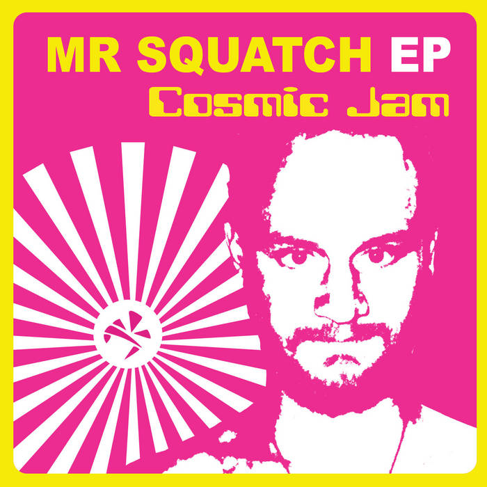Cosmic Jam ep cover art