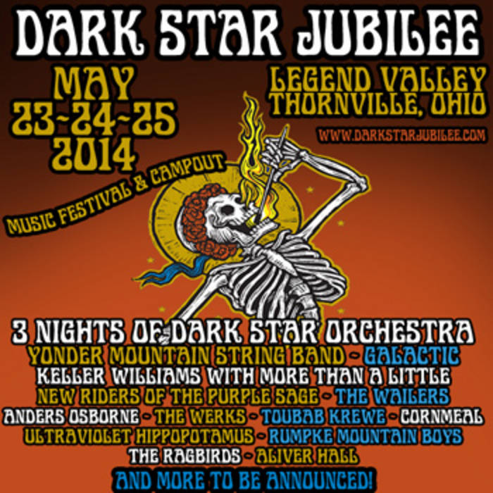 (That's It For) The Other One ~ from Dark Star Jubilee ~ Legend Valley ~ Thornville, OH ~ 05​​​-​​​26​​​-​​​13 cover art