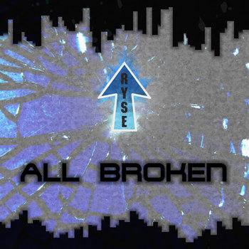 All Broken EP cover art