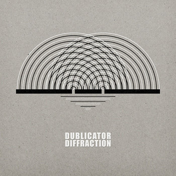 Diffraction cover art