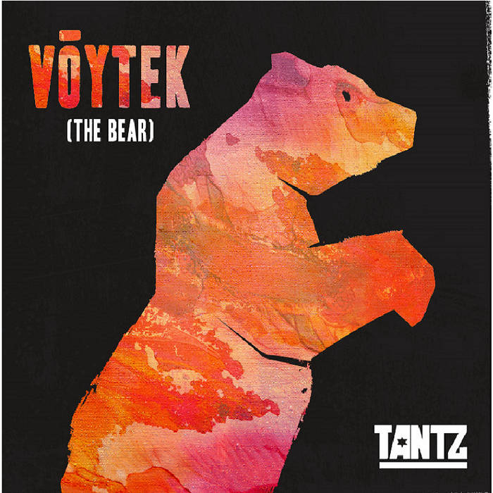Voytek (The Bear) cover art