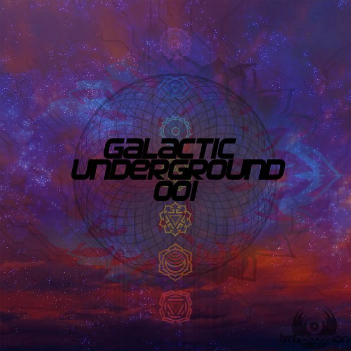 Galactic Underground 001 cover art