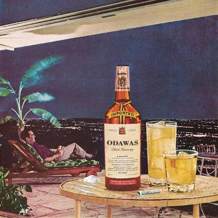 ODAWAS - Black Harmony cover art