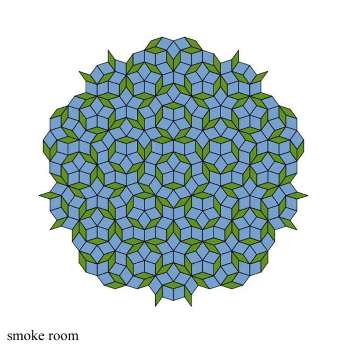 ⊕⊕⊕⊗⊖ ⿻⿺ [Smoke Room Vol. 1] cover art