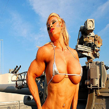Female Bodybuilders cover art