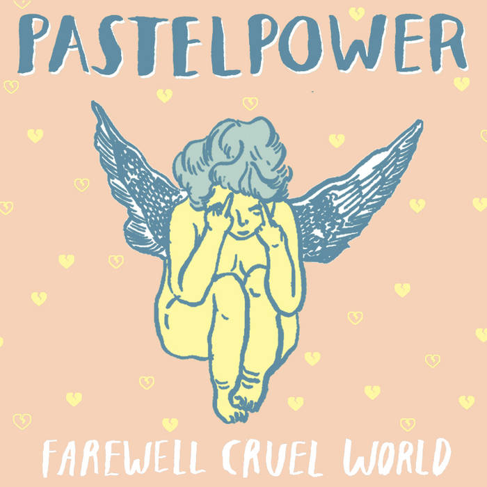 Farewell Cruel World cover art